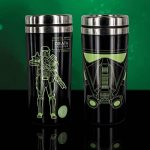 Star Wars Rogue One Death Trooper Travel Mug de la marque Up Close image 1 produit