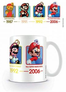 Super Mario MG24640 (Dates) Mug, Céramique, Multicolore, 11oz/315ml de la marque Super Mario image 0 produit