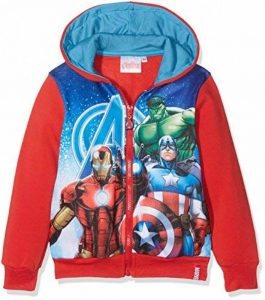 sweat capuche marvel TOP 5 image 0 produit