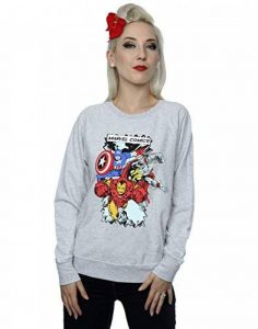 sweat marvel comics TOP 2 image 0 produit