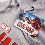 sweat marvel comics TOP 4 image 2 produit