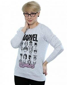 sweat marvel comics TOP 6 image 0 produit