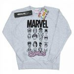 sweat marvel comics TOP 6 image 1 produit