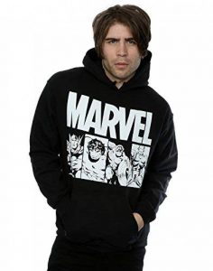 sweat marvel comics TOP 7 image 0 produit
