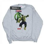 sweat shirt marvel TOP 11 image 1 produit