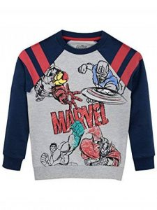 sweat shirt marvel TOP 12 image 0 produit