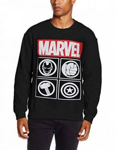sweat shirt marvel TOP 5 image 0 produit