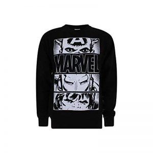 sweat shirt marvel TOP 9 image 0 produit