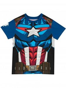 t shirt enfant marvel TOP 1 image 0 produit
