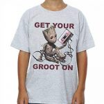 tee shirt enfant marvel TOP 2 image 3 produit