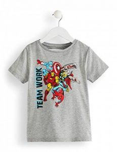 tee shirt enfant marvel TOP 3 image 0 produit