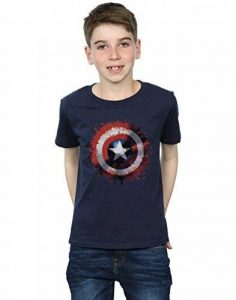 tee shirt enfant marvel TOP 4 image 0 produit