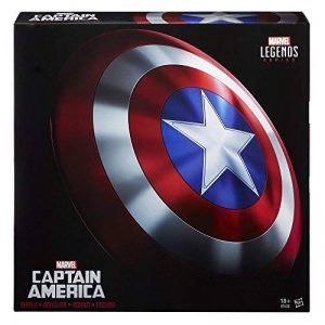 The Avengers Marvel Legends Captain America 75th anniversary Métal Shield de la marque Marvel Avengers image 0 produit