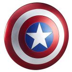 The Avengers Marvel Legends Captain America 75th anniversary Métal Shield de la marque Marvel Avengers image 1 produit