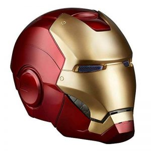 The Avengers Marvel Legends Iron Man casque électronique de la marque The Avengers image 0 produit