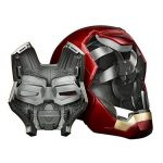 The Avengers Marvel Legends Iron Man casque électronique de la marque The Avengers image 3 produit