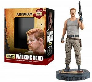 The Walking Dead Collector's Models #12 Abraham de la marque AMC image 0 produit