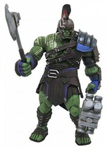 Thor Ragnarok Gladiator Hulk Marvel Select Action Figure de la marque Diamond Select image 0 produit