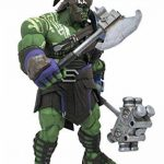 Thor Ragnarok Gladiator Hulk Marvel Select Action Figure de la marque Diamond Select image 1 produit