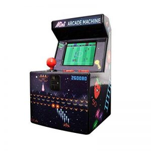 thumbsUp! - 240in1 - 16bit Mini Arcade Machine incluse de 240 jeux - 1001473 de la marque Thumbs Up image 0 produit