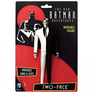 TWO FACE DC BATMAN THE NEW ADVENTURES BENDABLE FIGURE de la marque Petit producteur de jouets BIO !! image 0 produit