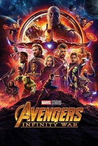 Up Close Poster Marvel Avengers Infinity War - One Sheet (61cm x 91,5cm) de la marque Up-Close image 0 produit