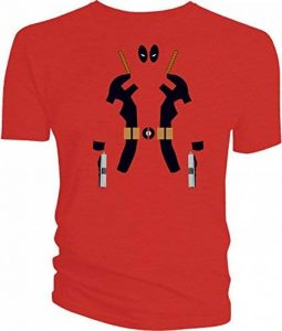 'Vector'officiel T-Shirt adulte Motif Deadpool Marvel de la marque Marvel's Deadpool image 0 produit