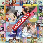 Winning Moves - 0932 - Monopoly Disney Classic - Version Française de la marque Winning Moves image 2 produit
